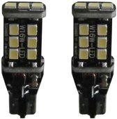 W16W-T15 15 SMD Canbus LED wit