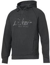Snickers Sweatshirt Hoodie 2824-9586-Marine/Camomarine-M