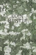 Coin hunter: Holder book, Coin organizer, Coin Album