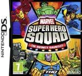 Marvel Super Hero Squad: The Infinity Gauntlet - 2DS + 3DS