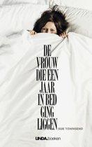 De vrouw die een jaar in bed ging liggen