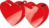 Ballonnen Gewicht Rode Harten