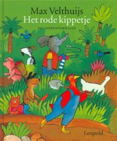 Kikker - Het rode kippetje