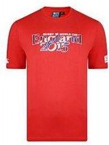 Canterbury T-shirt World Cup 2015 kids Rood - 116