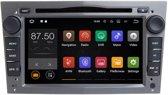 radio navigatie voor opel android Grijs 7 inch