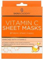 Skin Academy Vitamin C Sheet Mask