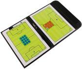Coachmap Voetbal met Magneten - Compact Tactiekbord met Accessoires