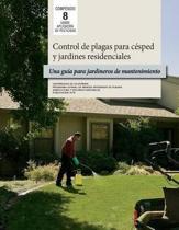 Control de plagas para c sped y jardines residenciales