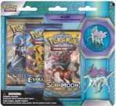 Pokemon Suicune Collector's Pin 3-pack blister