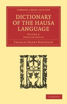 Dictionary of the Hausa Language 2 Volume Paperback Set Dictionary of the Hausa Language