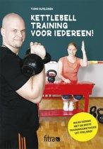 Omslag van 'Kettlebell training voor iedereen'