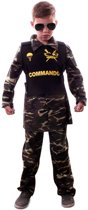 Commando camouflage mt.140