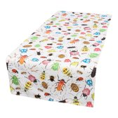 by Sorcia - tafelloper Big Insects - 50x140cm - katoen - designed in Holland