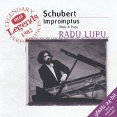 Legends - Schubert: Impromptus D 899 & D 935 / Radu Lupu