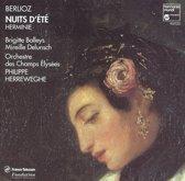 Berlioz: Nuits d'Été; Herminie