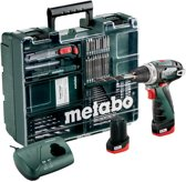 Metabo PowerMaxx BS Basic accu-boor/schroefmachine set