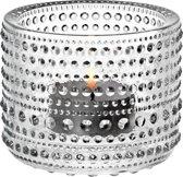 Iittala Kastehelmi - Waxinelichthouder - 8x6cm - helder