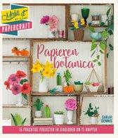 Make it - Papieren botanica