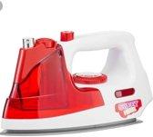 Sweet Home Speelgoedstrijkijzer rood