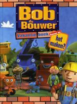 Vakantieboek Bob de Bouwer