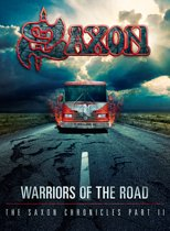 Saxon - Warriors Of The Road (2 Blu-ray + CD) (Import)