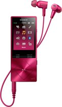 Sony NW-A25HN Walkman - Hi-Res audio MP3-speler - 16Gb - Roze