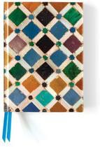 Alhambra Tile (Foiled Journal)