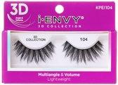 KISS: I-ENVY: 3D LASH COLLECTION - 104 (KPEI104)