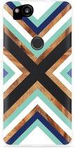 Pixel 2 Hoesje Wood Art
