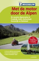 MICHELIN Outdoor: Met de motor door de Alpen