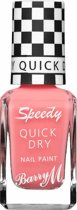 Barry M Nagellak Speedy # 4 In a Heart Beat