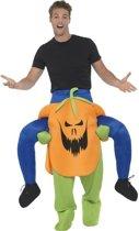 Halloween - Halloween Instapkostuum / verkleedpak pompoen voor volwassenen