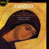 Tchaikovsky: Liturgy Of St John Chrysostom