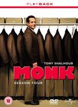 Monk Season 4 (Import)