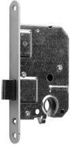 Nemef Cilinder kastslot type 1258/2-50 voor Euro profielcilinder DIN links en rechts (Prijs per stuk)