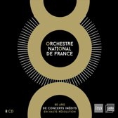 Onf / 80 Ans De Concerts Inedits