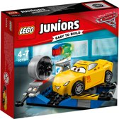 LEGO Juniors Cars 3 Cruz Ramirez Race-simulator - 10731