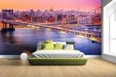 Brooklyn Bridge New York Fotobehang 380x265