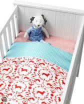 Coming Kids Jip - Overtrek 60x120 cm - Rood