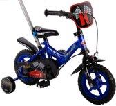 Yipeeh Power - Kinderfiets - 10 Inch - Jongens - Blauw
