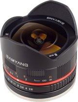 Samyang 8mm f/2.8 UMC Fisheye