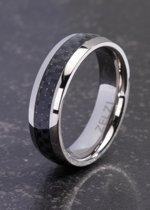 ZELZI Titanium ring: Melanthi 22 millimeter
