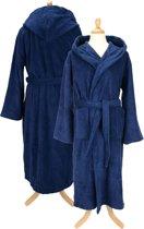 ARTG Robezz® Badjas met Capuchon Donkerblauw XXS