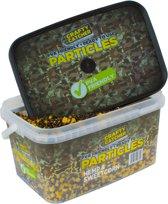 Crafty Catcher Hemp & Sweetcorn   Particles   3kg