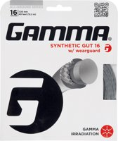 Gamma Synthetic Gut 16 w/wearguard, White