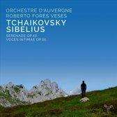 Tchaikovsky Sibelius / Serenades