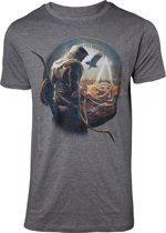 Assassins Creed Origins - Bayek Men's T-shirt (Maat XL)