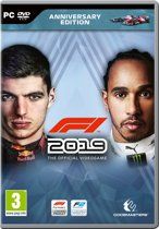 F1 2019 Anniversary Edition - PC