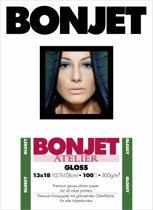 Bonjet Atelier glans 13x18 cm 300 g 100 Vel