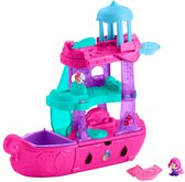 Fisher-Price Shimmer & Shine Teenie Genies Boot - Speelfigurenset